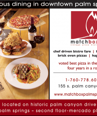 Matchbox Palm Springs