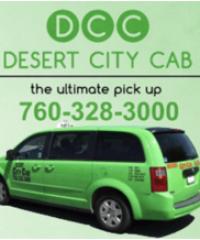 Desert City Cab