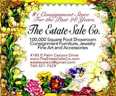The Estate Sale Co Gay Palm Springs Resorts Events Bars